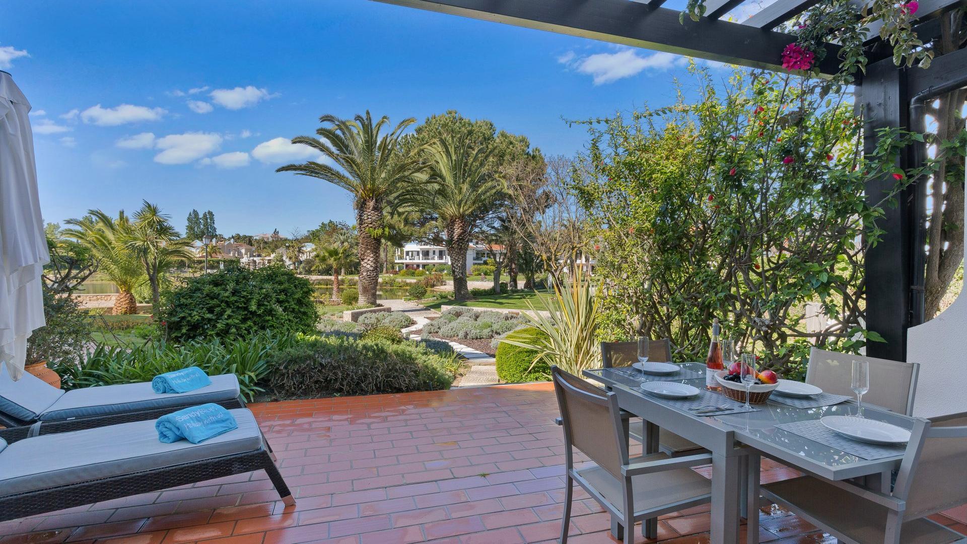 Lakeside Garden Apartment - Lakeside Village, Quinta do Lago, Algarve - 2.jpg