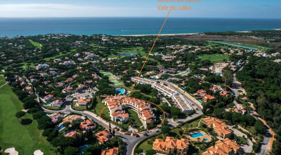 Apartment Gardenia Jardins do Golfe - Vale do Lobo - Up to 4 ...