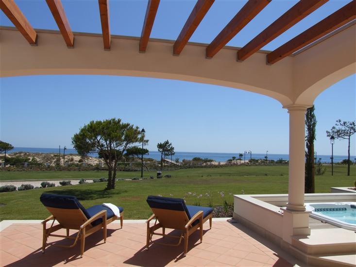 Dunas Douradas Beach Club Front Sea View 2 bedroom Whirlpool Apartment - Dunas Douradas Beach Club, Vale do Lobo, Algarve - 784.jpg