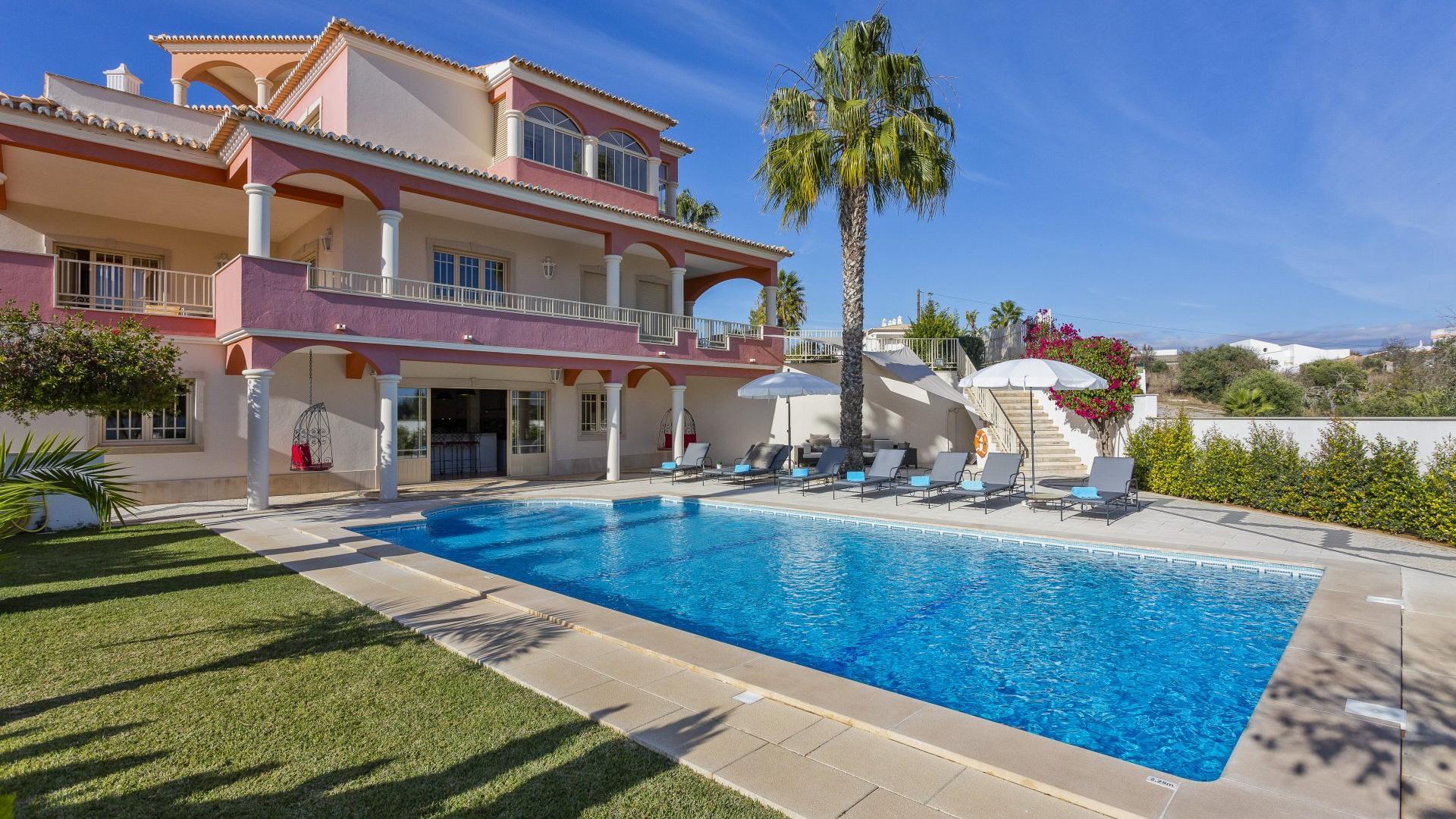 Villa Roma - Alvor, Portimão, Algarve - Villa_Roma_Exterior_3.jpg
